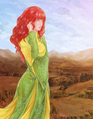 Shallan in the Shattered Plains.png